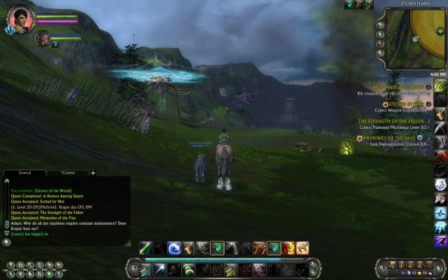 Downfall quest